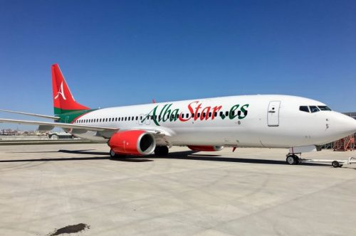 Albastar welcomes first two Next Generation 737-800 Aircraft