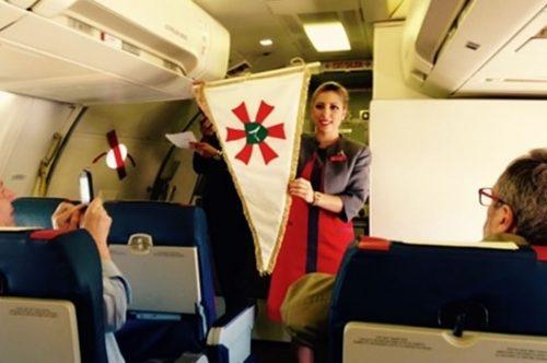 Albastar inaugurates its first Rome – Lourdes scheduled flight
