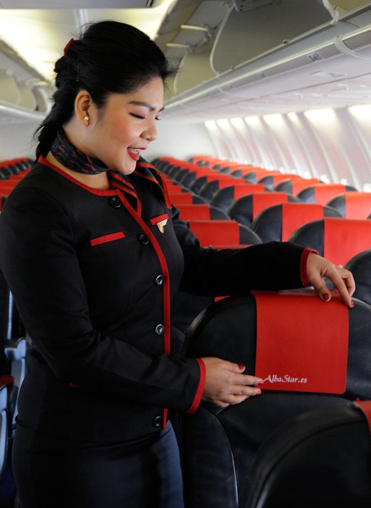 personale di bordo formato per esigenze passeggeri con necessità speciali Albastar