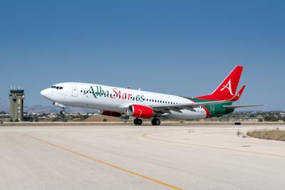 Albastar apre le vendite dei voli in continuità territoriale dall'Aeroporto Vincenzo Florio di Trapani Birgi