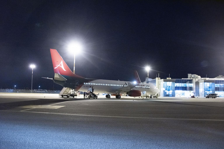 aereo-albastar-aeroporto