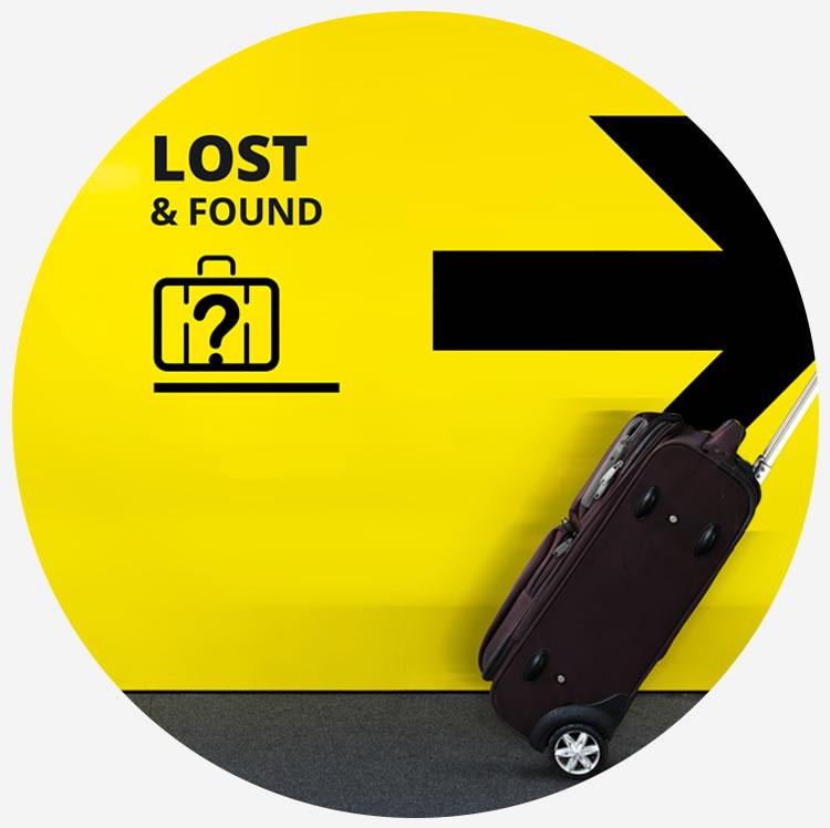 smarrimento e danneggiamento bagagli