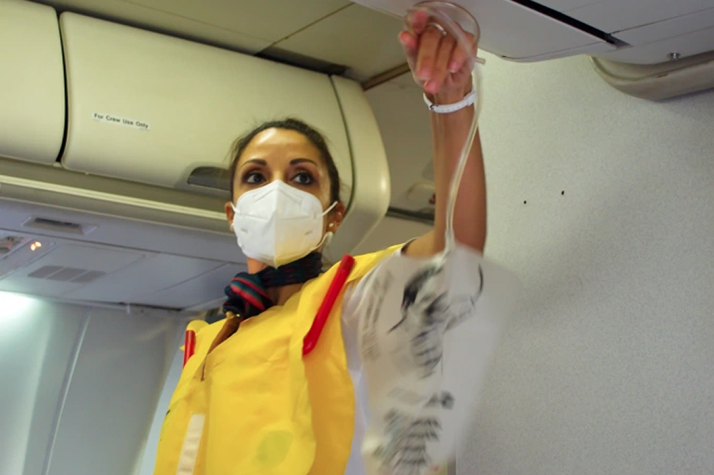 Procedure sicurezza Covid19 Albastar compagnia aerea