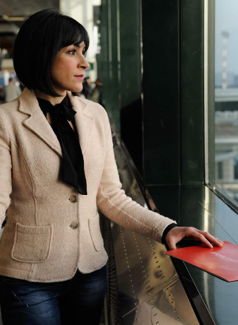 voli business on demand per broker di viaggi Albastar