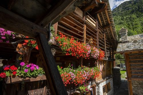 Verano en Piamonte